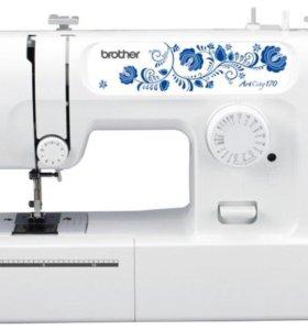 Швейная машина BROTHER ArtCity 170 белый