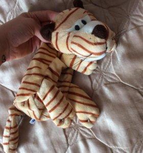 Пенал в виде тигра
