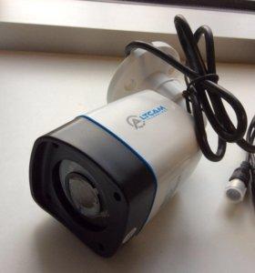 Уличная AHD камера видеонаблюдения HD