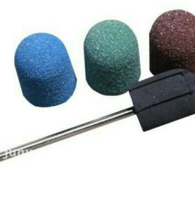 Колпачки абразивные cap nail