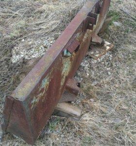 Лопата для трактора для уборки снега