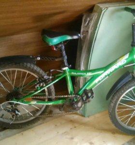 Велосипед детский (6-7лет)