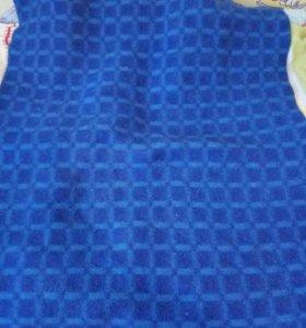 Шерстяное одеяло для груднечка