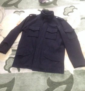Мужское пальто  б-у
