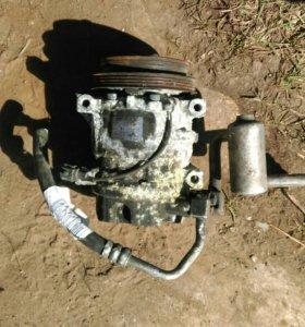 Компрессор кондиционера vq-30 vq-25