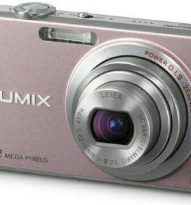 Цифровой фотоаппарат Panasonic Lumix DMC-FX60 Pink