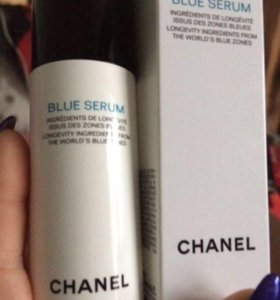 Сыворотка Chanel Blue Serum