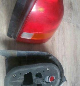 Задние фонари Honda civic (1998) Хэтчбек