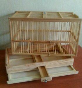Клетка для певчих птиц