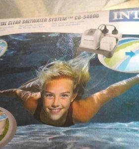 Хлорогенератор для бассейнов