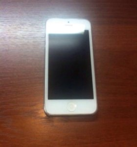 Айфон 5 белый