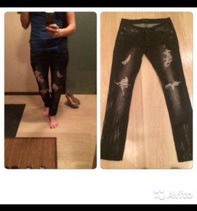 Продам джинсы, размер S