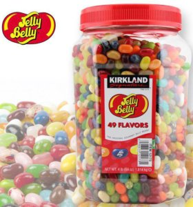 Конфеты Jelly Belly 49 Flavors