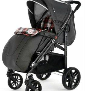 Прогулочная коляска ESSPERO X-DRIVE PLUS