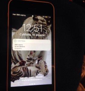 iPhone 5c 8 gb white