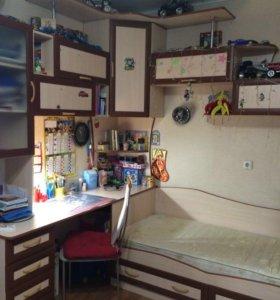 Детская мебель + матрац