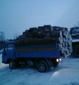 Услуги: продажа дров