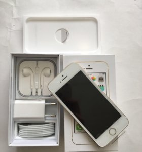 iPhone 5s 16 gb gold новый