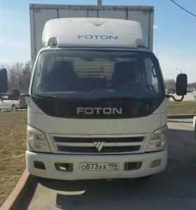 Грузовик Фотон 5тонн