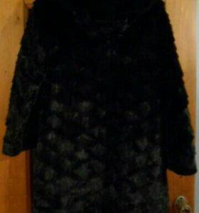 Продам норковую шубу (42-44)- размер
