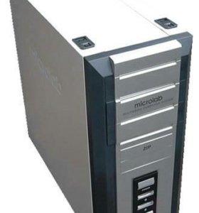 Отличный компьютер i3-6100-3.7GHz/8Gb-DDR4/2Gb/1Tb