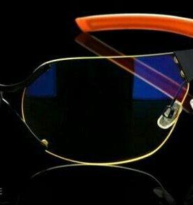 Игровые очки Gunnar SteelSeries Desmo Onyx/Orange
