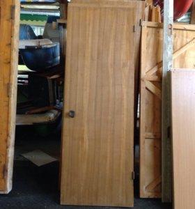 Двери( шпон)