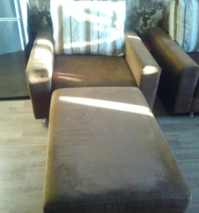 Диван+кресло
