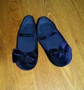 Туфли для девочки Mothercare