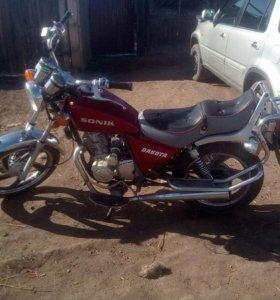 Продаю мотоцикл Sonic Дакота
