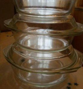 Набор жаропрочной посуды