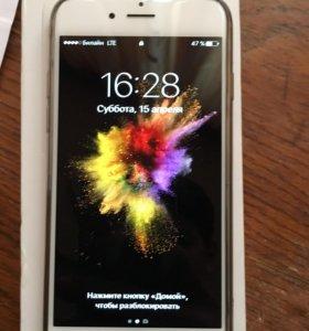 Айфон 6 gold как новый состояние