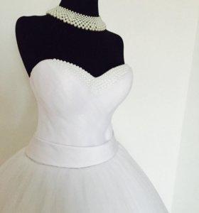 Новое свадебное платье !!!