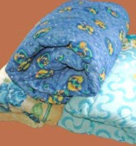 Одеяло синтепон 200 г/м 142х205