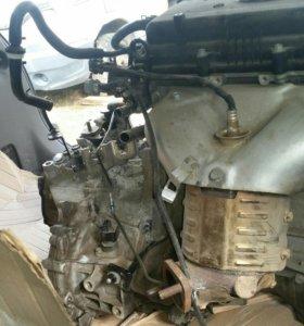 Мотор кия рио 1. 4