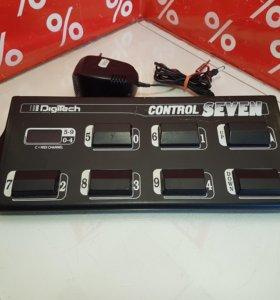 Midi педаль Digitech Control Seven