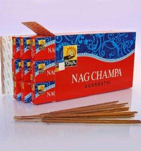Благовония Nag Champa 15гр