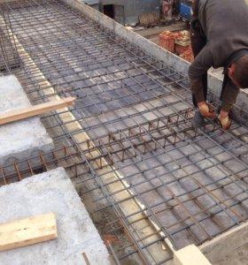 Монолитные(бетонные)работы