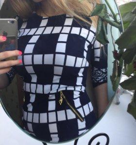 Платье на худышечку !!)))