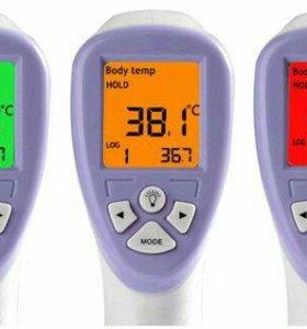 Термометр инфракрасный цифровой DT-8809C новый