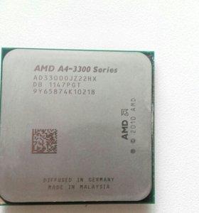 AMD A4-3300 + Radeon HD 6410D FM1/2,5GHz/DDR3 1600