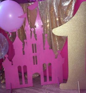 Циферка 1 на первый день рождения