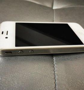 iPhone 4 на 16, iOS 6.1.3