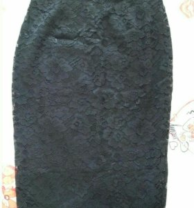 Новая юбка-карандаш