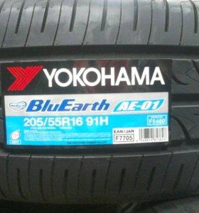 Yokohama 205/55/16