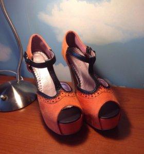 Туфли босоножки женские