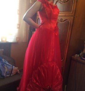 Бальное Пышное Платье