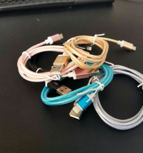 Usb cable for iphone, android 150см / data cable