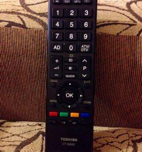 Пульт от телевизора Toshiba