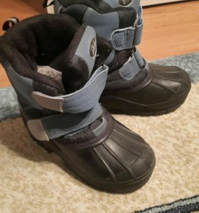 Зимние ботинки , escimo